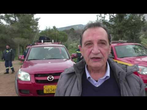 Δηλώσεις Δημάρχου Βύρωνα για την αναδάσωση του Μαρτίου 2017