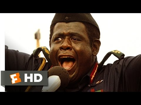 The Last King Of Scotland (1/3) Movie CLIP - Idi Speaks (2006) HD