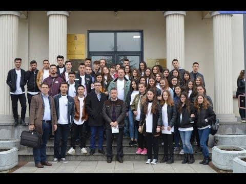 Rinia aktive në Bujanoc dhe Preshevë: Seminar i përbashkët me nxënës të shkollave të mesme