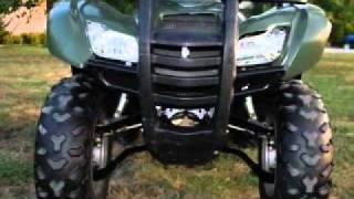 10. 2008 Honda RANCHER - Carrollton TX