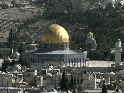 Israel: Jerusalem – City of Gold