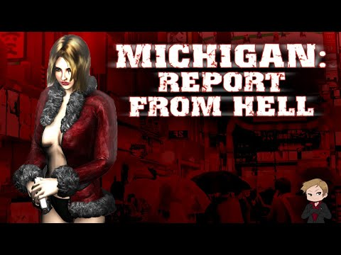 SUDA 51 MONTH | Michigan: Report From Hell - Scoops, Boops and Erotic Hoops