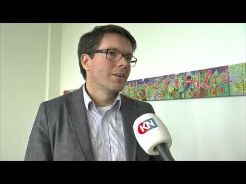 Prof. Carsten Schultz (CAU Kiel) erklärt die Telemedi ...