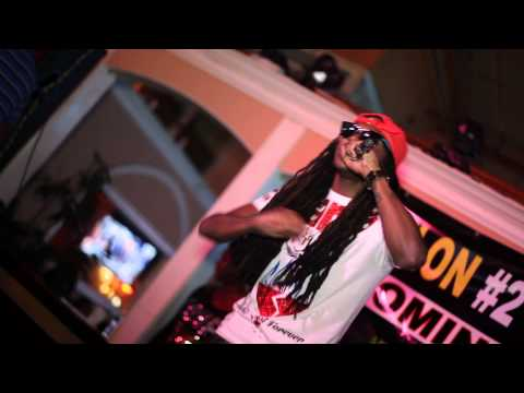 Pearis J Performs Choreography Live At Babylon Futbol Cafe