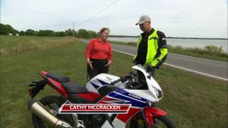 7. 2016 Honda CBR 300R Road Test