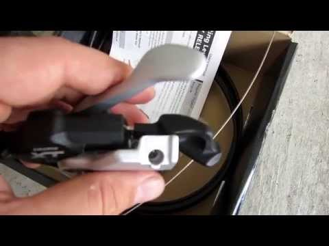 Shimano XT M780 i-Spec B Shifters Install, Review, Comparison with Deore M591 - Trek Fuel EX 7