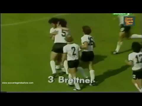 1974 World Cup West Germany Vs Yugoslavia