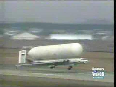 Xem máy bay vận tải khủng nhất thế giới...