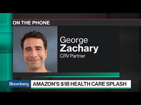 Amazon's $1 Billion Bet on Health Care