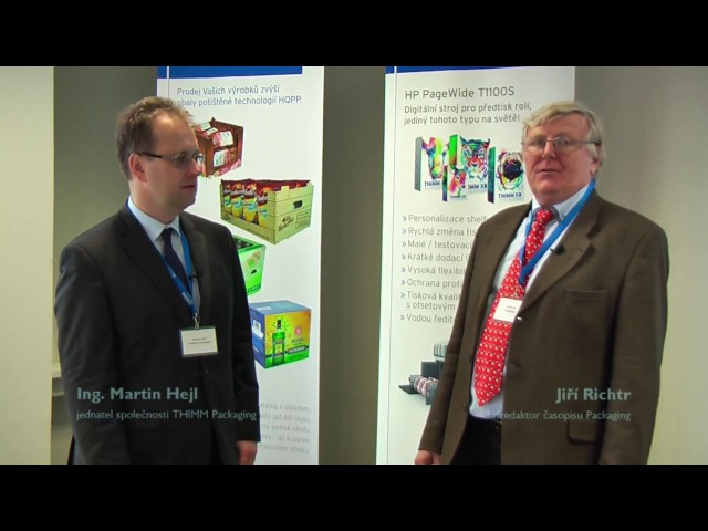 Video: THIMM Packaging investuje