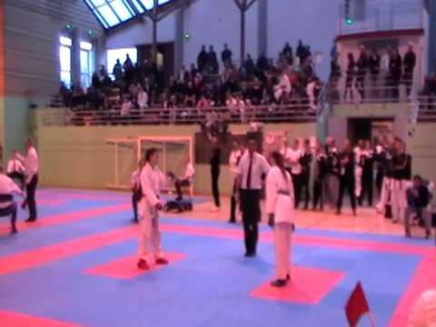Résultats Anastasia Championne 54 2014