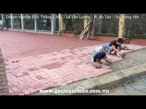 Cung cấp gạch lát - Gạch con sâu, Zizac tại Hưng Yên | Xây dựng Hưng Yên | www.Gachlatviahe.com.vn
