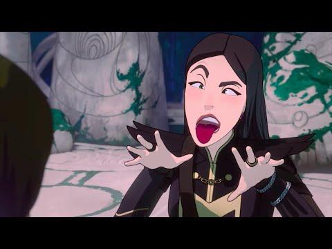 The Dragon Prince season 2 without context