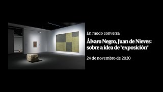 Álvaro Negro, Juan de Nieves: sobre a idea de