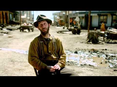 "Klondike: Tim Blake Nelson ""Joe Mekor"" On Set Interview"