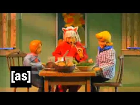 InuYasha | Robot Chicken | Adult Swim