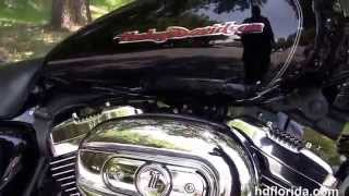 3. Used 2007 Harley Davidson Sportster 1200 Custom Motorcycles for sale