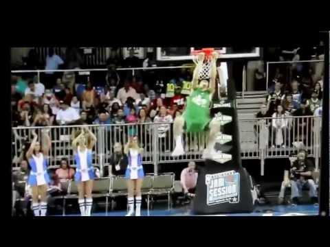 NBA Sprite Slam Dunk ShowDown 2012 Mix (видео)