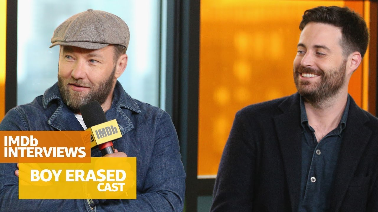 'Boy Erased' Director Joel Edgerton & Garrard Conley Discuss Film About Gay Conversion Therapy