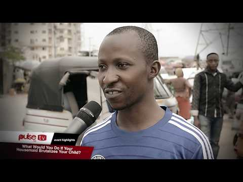 What Would Happen If Your Nanny Hits Your Child? - Pulse TV VOX POP