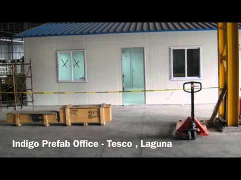 Indigo Prefab House