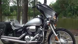8. Used 2007 Kawasaki Vulcan Custom VN900C Motorcycle for Sale