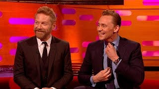 Tom Hiddleston's audition for Thor - The Graham Norton Show: Episode 2 - BBC One full download video download mp3 download music download