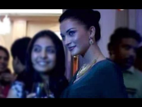 Amy Jackson at the 1st year anniversary celebration of Femina Tamil ma...