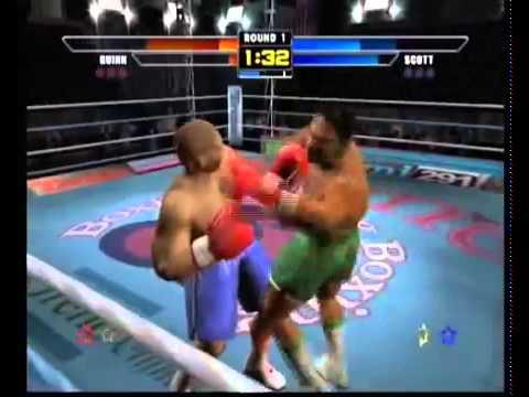 Mike Tyson Heavyweight Boxing Xbox