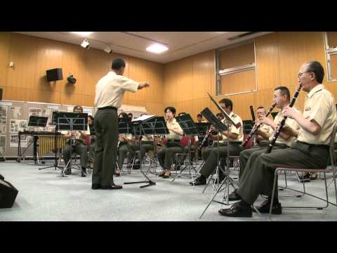 Alford - Composed by Kenneth Joseph Alford. Played by Eastern Army Band, Japan Ground Self-Defense Force. On August 21, 2011 at JGSDF Public Relations Center. K.J.アルフ...