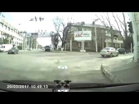 Как возят чиновников в ПМР - DomaVideo.Ru