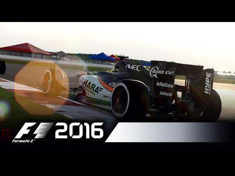 F1 2016 #3