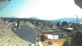 Port Alberni August 3 to 9 2009 Weekly Webcam Timelapse at Alberniweather