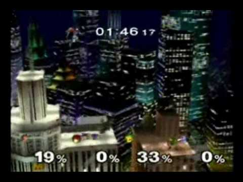preview-Super Smash Bros Melee Game Review (Gc)