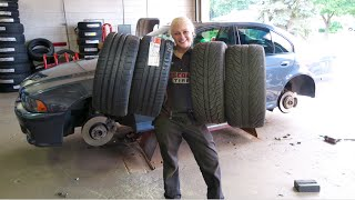 New Tires For My BMW E39 M5! by Vehicle Virgins