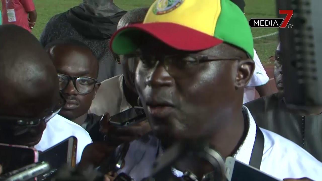 Sénégal Soudan cette victoire est dédiée à nos supporters..