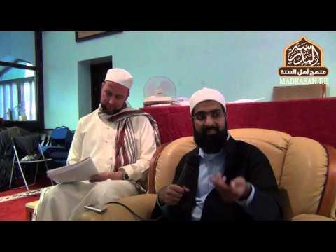 Zur Methodik des ḥanaftischen Maḏhab - Scheich Mohammed Aslam