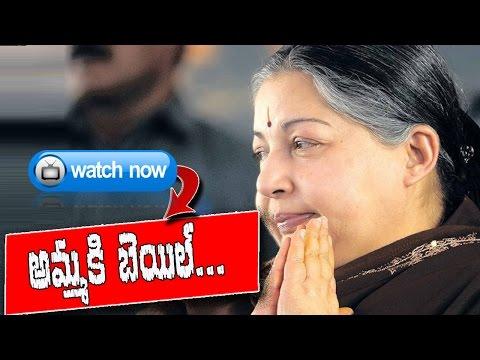Jayalalithaa Gets Bail in DA Case : TV5 News