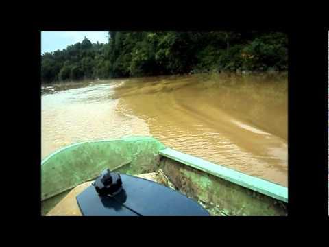 29.05.2011 XPDC Memancing Udang Galah/Prawn Fishing@Sg Kayan, Selampit, Lundu, Sarawak,