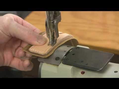 0 Leather Sewing Machine