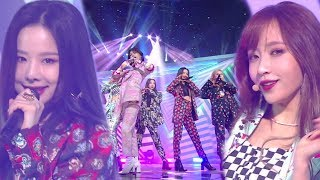 Download Video EXID(이엑스아이디) - I LOVE YOU(알러뷰) @인기가요 Inkigayo 20181125 MP3 3GP MP4