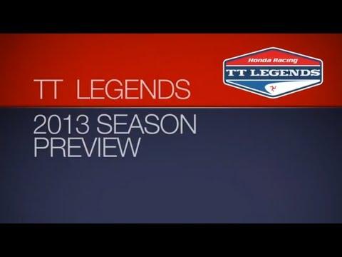 A nap videója: Honda TT Legends 2013