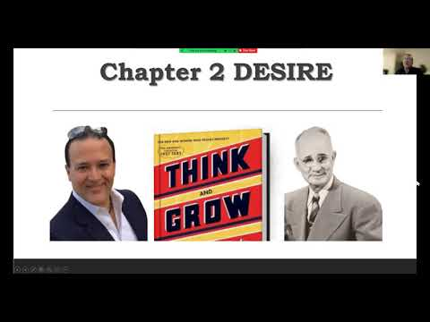 Think and Grow Rich Lesson 1 DESIRE