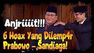 Video Debat Capres  6 Hoax Yang Dilemp4r Prabowo – Sandiaga! Anjrrrit! MP3, 3GP, MP4, WEBM, AVI, FLV Januari 2019
