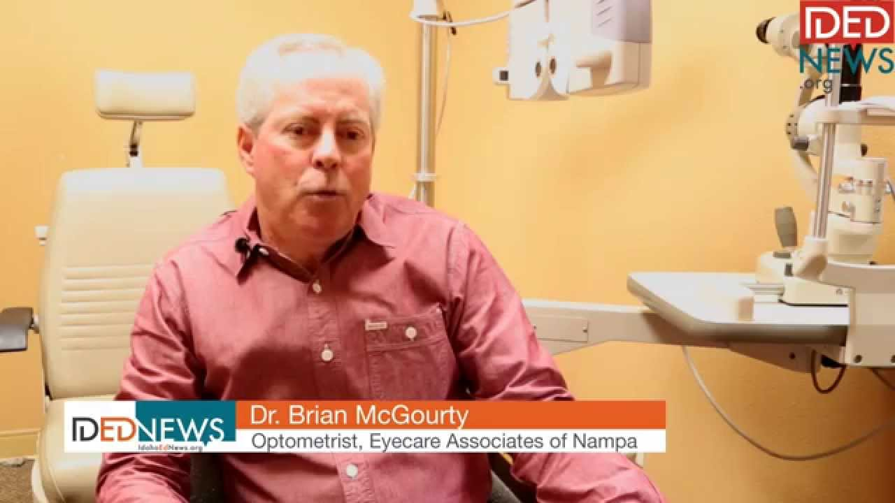 Nampa optometrist juggles career, family, public service