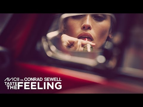 Taste the Feeling Lyric Video [Feat. Conrad Sewell]