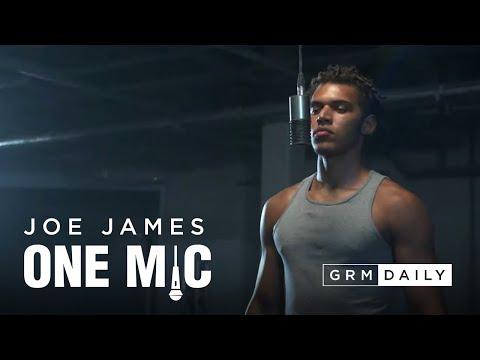 Joe James – One Mic Freestyle | GRM Daily