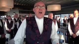 Lemster Mannenkoor viert 50 jarig jubileum met nieuwe cd