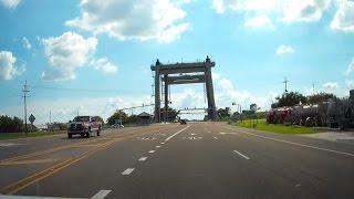 Galliano (LA) United States  city photos : #050 - LA-308 South - Raceland to Galliano, Louisiana