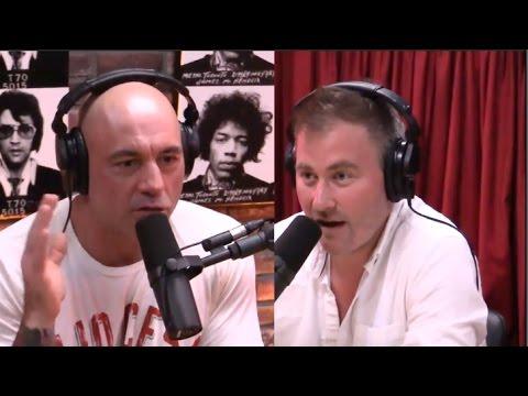 Joe Rogan & Josh Zepps Go Back and Forth on Abortion (видео)